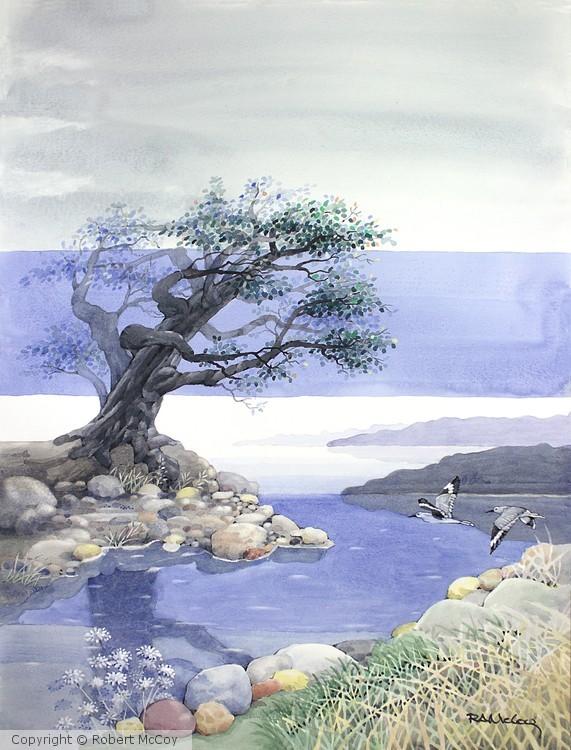 Pastel Shores