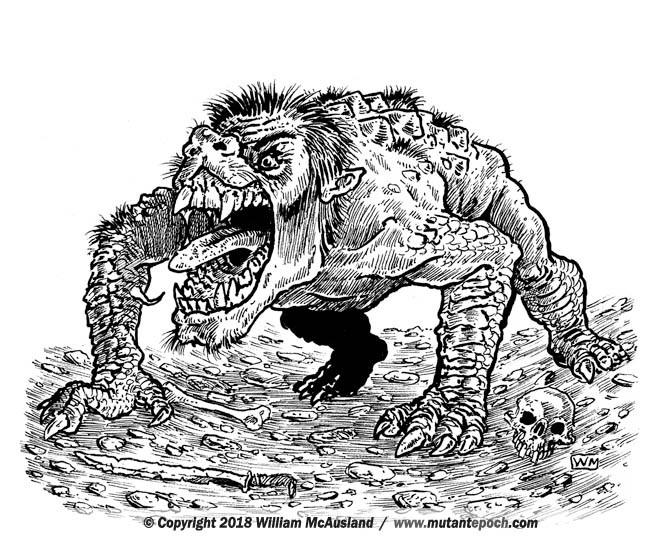Mole-Man Mutant