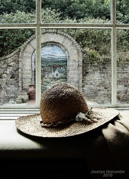 Hat in Window
