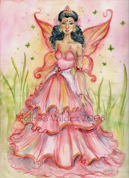 The Princess Faery Aliyah