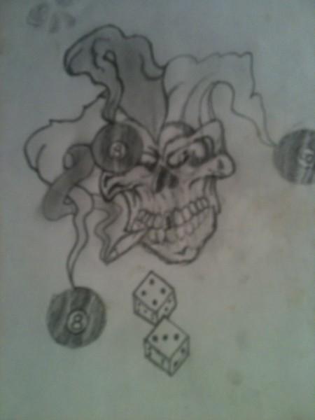 smokin joker