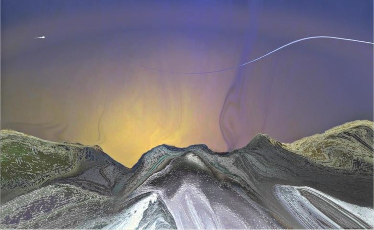 Mountain Spirit Emanation