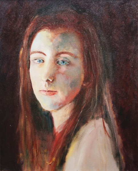 Classical Self Portrait