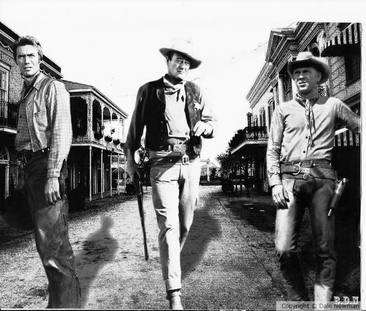 The Ultimate Western Scene