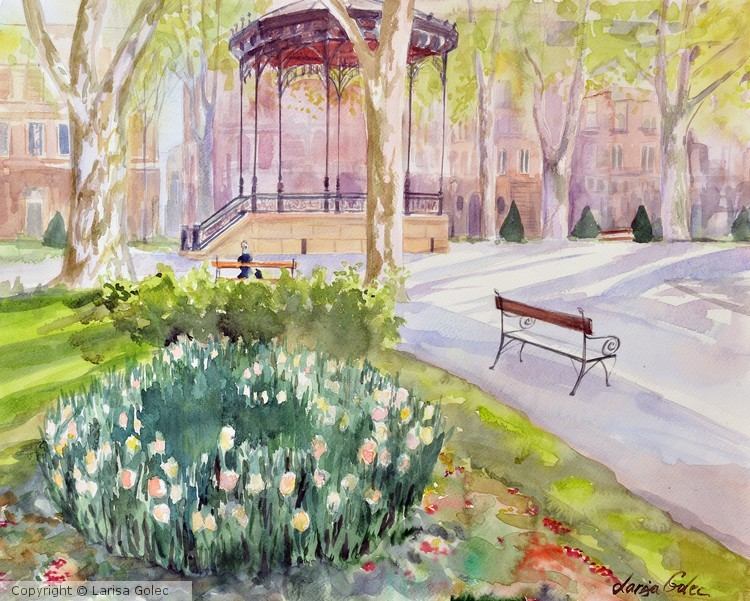 Zrinjevacki Park