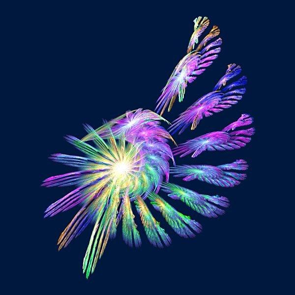 Joyful Color Explosion