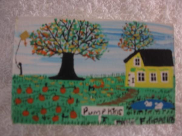 Artomat Small Block Painting