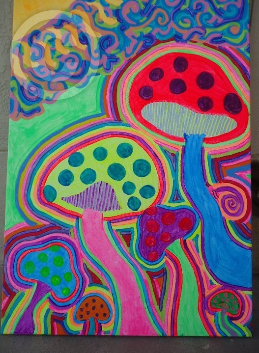 Mystery Mushroom proto-Keyboa