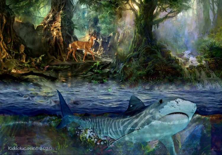 River of Doom * 2020 Kiddolucaslee