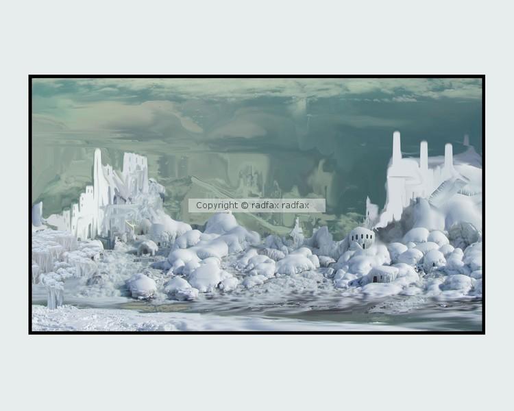 Ice mountal