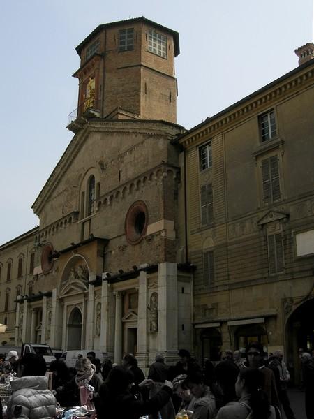 Cathedral, Reggio Emila