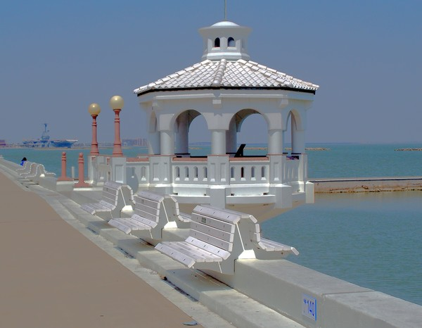 Mirador on the Corpus Christi Bayfront