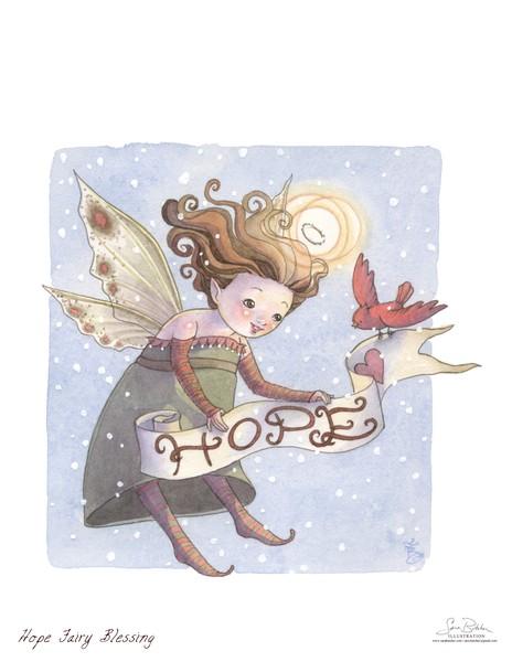 Hope Fairy Blessing
