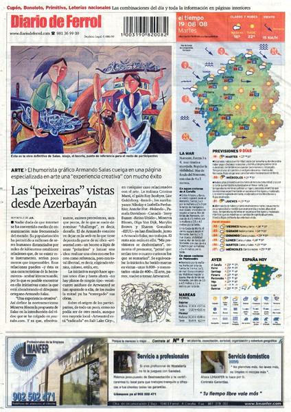 PEIXEIRAS - Journalism