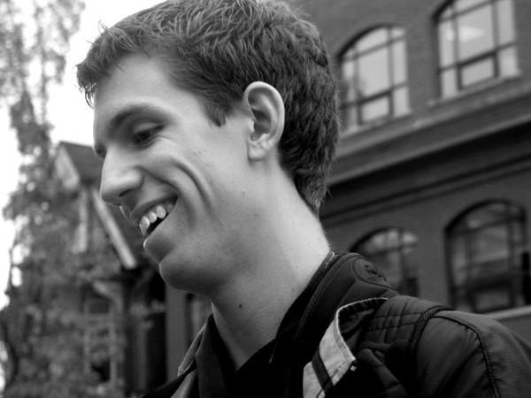 Nick Laughing