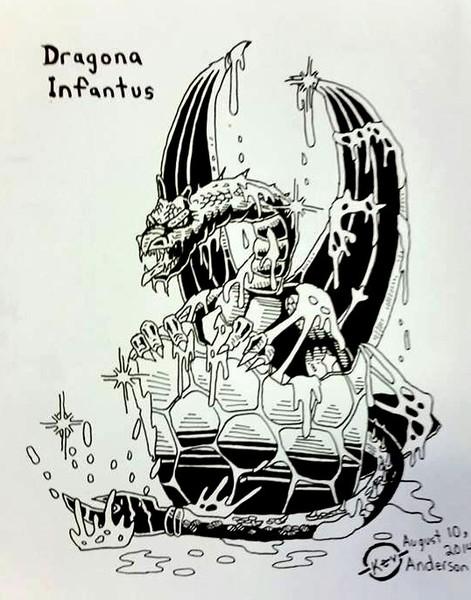 Dragona Infantus