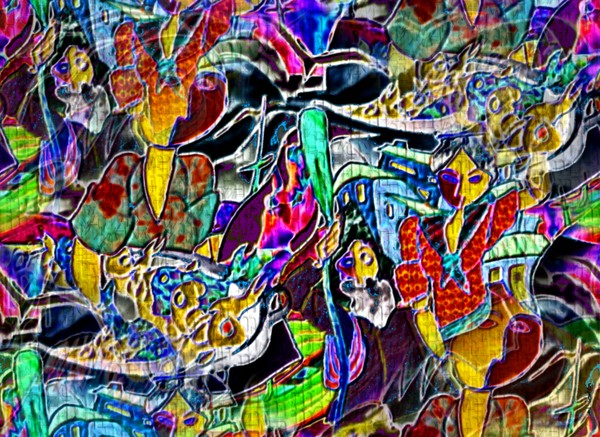PEIXEIRAS - the psychedelic version