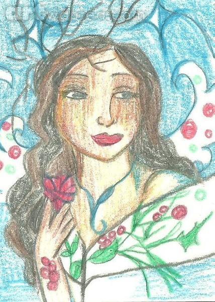 Holly little winterfairy