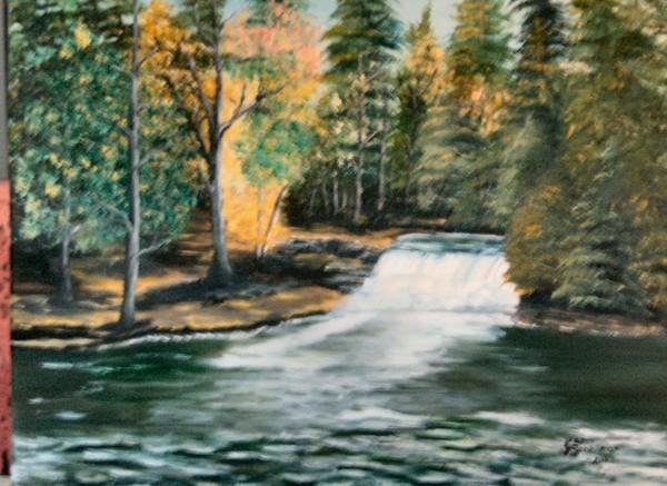 Taquanemon Falls-Lower