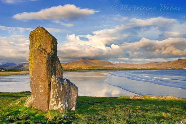 • Standing Stone by Ballinskelligs, Ring of Kerry