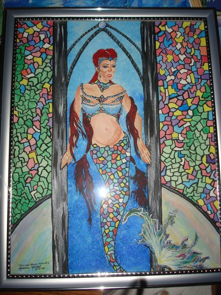 Stained Glass Atlantia