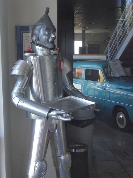 Tin Pan Man