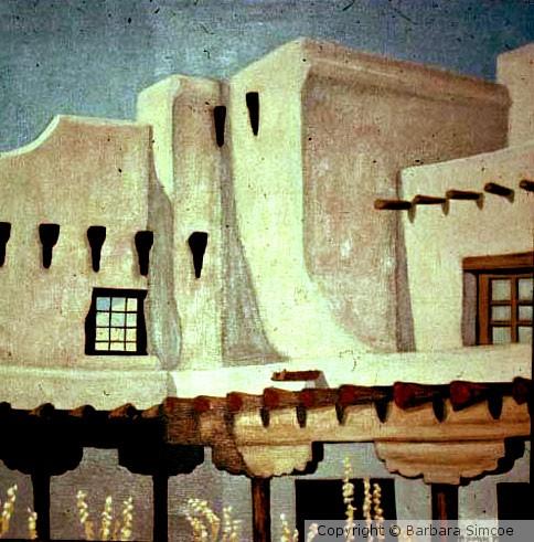 Santa Fe Pueblo
