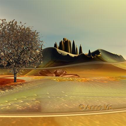 Mythical Land