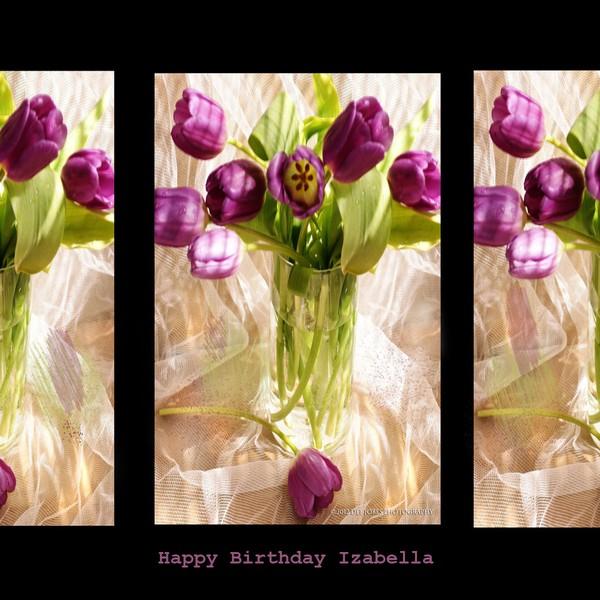 Happy Birthday Izabella
