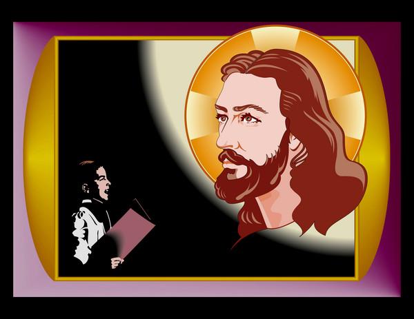 Jesus & Choir Kid