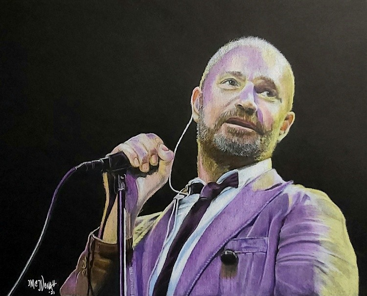 Ahead By A Century - Gord Downie of The Tragically Hip