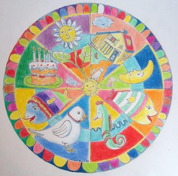 Mandala of a household