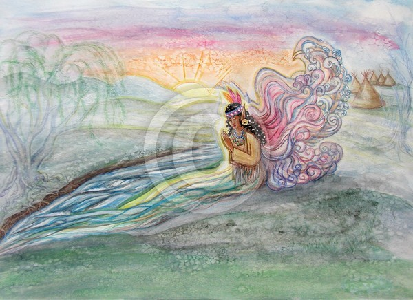 Indian River Fairy