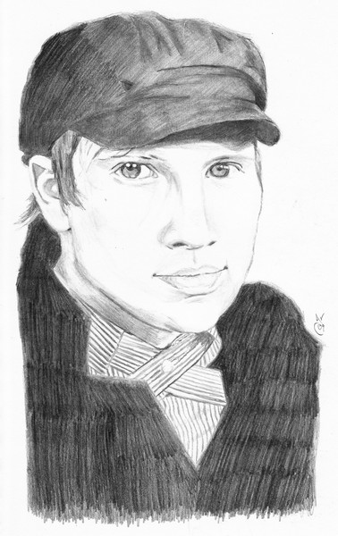 Patrick Stump from Fall Out Boy