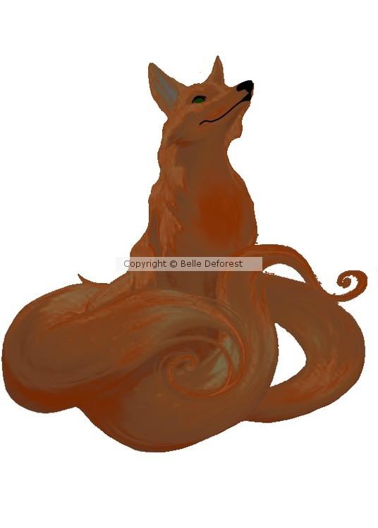 Amber Fox Form