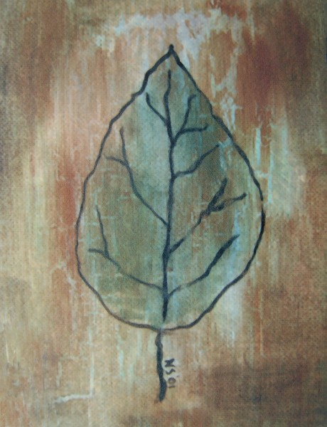 Decorative Leaf 1