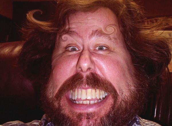 Swami Self-Portrait