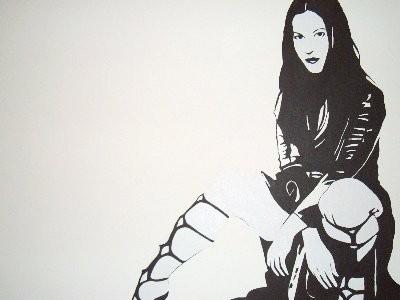 Cristina Scabbia ( Lacuna Coil )