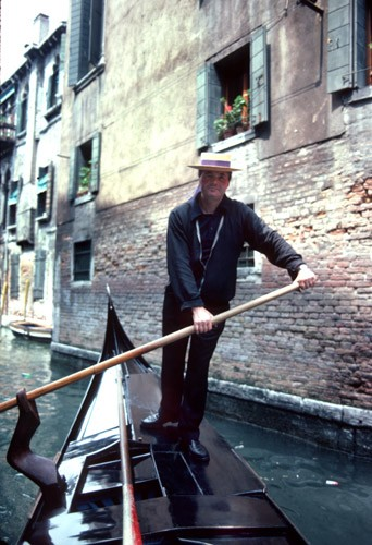 Venetian Gondolier, Italy