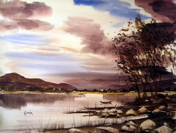 Loch Awe, Argyll and Bute, Scotland