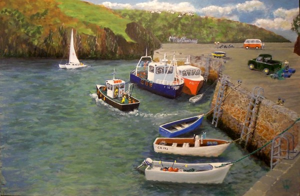 Fishguard Quay