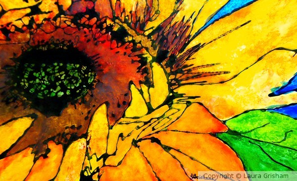 Gina's Sunflower