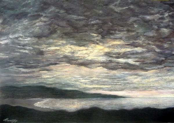 Stormy Light over Black Bay