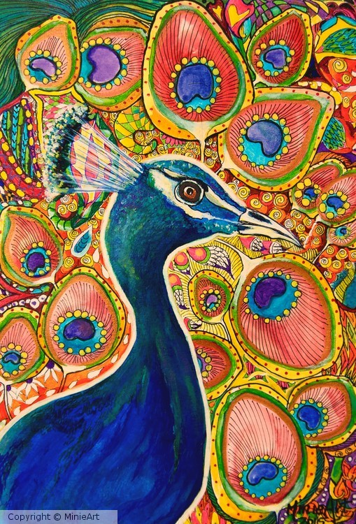 Peacock Party