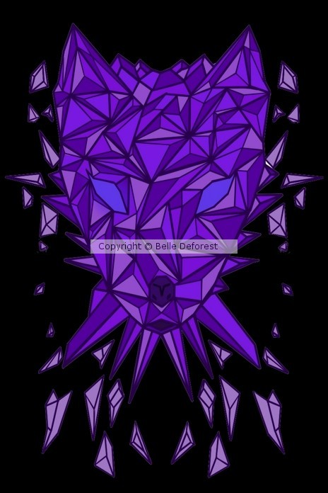 Crystal Art Comissions