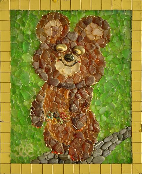 Bear of Olympics