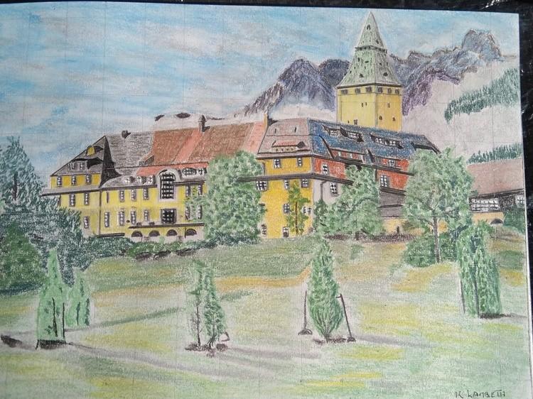German  mansion