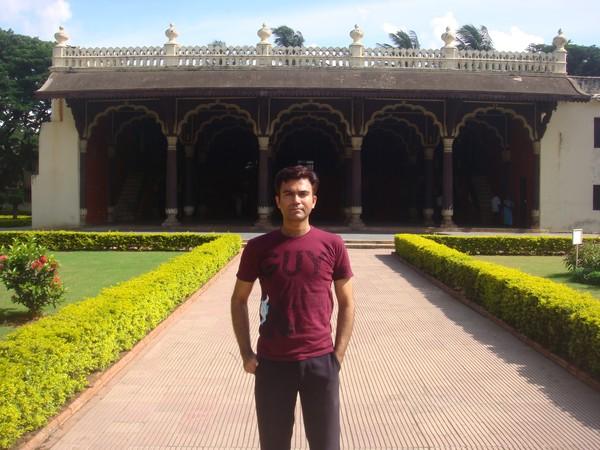 Tipu's palace
