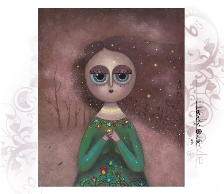 Mother of Fireflies