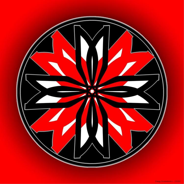 Mandala 1,  Energy Accumulation